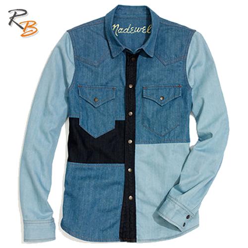 4cf56d000d Jean Shirt - RB Designs