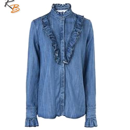 3d6ede6a6a Ladies Jean Shirt - RB Designs