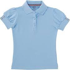 Female Polo t-shirt