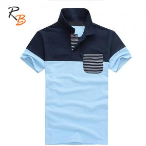 Blue and black Tshirt